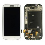 LCD+Touch screen Samsung i9300 Galaxy S3 white originalas