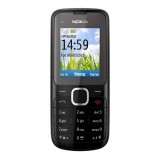 Korpusas Nokia C1-01 black HQ