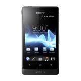 Korpusas Sony ST27i Xperia GO black originalas