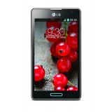 Korpusas LG P710 Optimus L7-2 black originalas