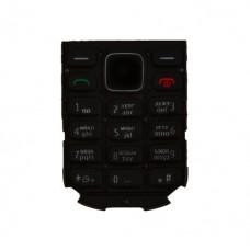 Klaviatūra Nokia 1280 black HQ