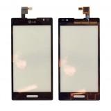 Touch screen LG P760 L9 black originalas
