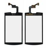 Touch screen LG E900 Optimus 7 black originalas