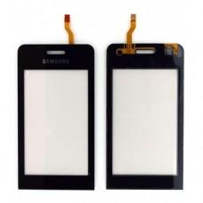 Touch screen Samsung S7230 black originalas (31123)