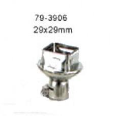 Antgalis karšto oro litavimo stotelių ZD-912/ZD-982/ZD-939 lituokliams 29x29mm