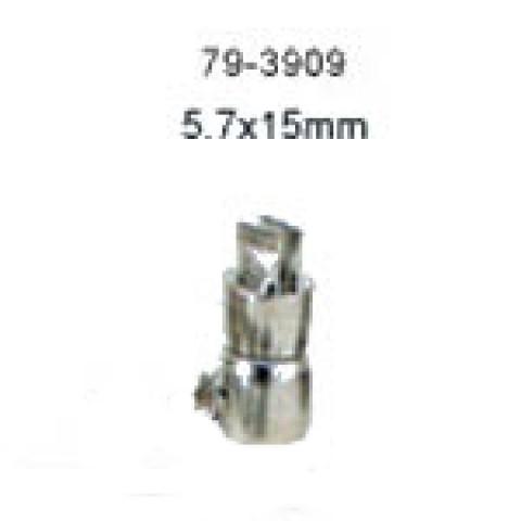 Antgalis karšto oro litavimo stotelių ZD-912/ZD-982/ZD-939 lituokliams 5.7x15mm