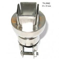 Antgalis karšto oro litavimo stotelių ZD-912/ZD-982/ZD-939 lituokliams 10x10mm