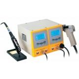 Litavimo stotelė ZD-987 (ZD-987ESD) 60W 220V 480°C