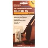 Klijai laidūs elektrai ELPOX 15 2g (tinka mašinų stiklų remontui)