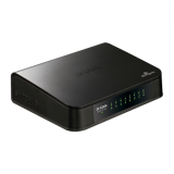 Tinklo skirstytuvas D-LINK DES-1016A/C1 16-Port UTP 10/100Mbps