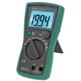 Kondensatorių talpumo matuoklis MT-5110 Pro'sKit