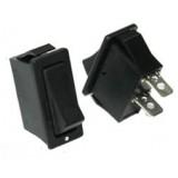 Klavišinis jungiklis R452KKTTOFA 10A/250VAC OFF-ON
