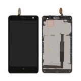 LCD+Touch screen Nokia 625 Lumia black originalas