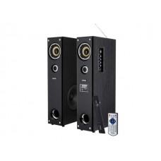 Kolonėlės su radijo imtuvu MP3 grotuvu, karaoke Intex KOM0328 42W 4Ώ
