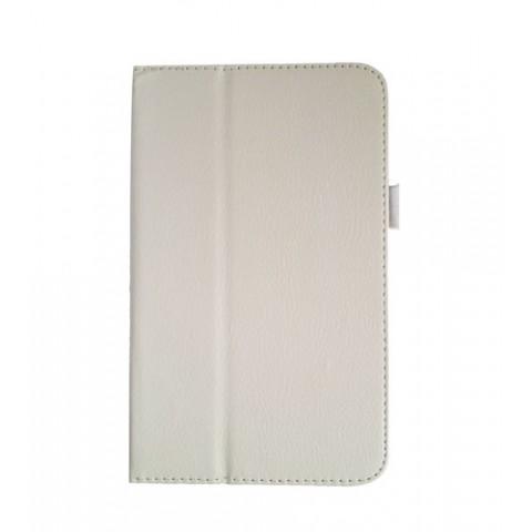 """Dėklas planšetiniam kompiuteriui Samsung Tab3 7"""" white"""