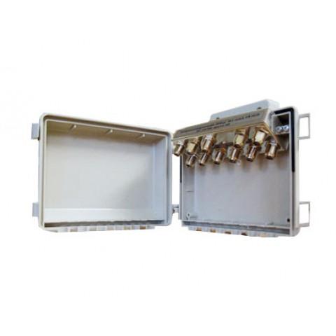 Komutatorius DISEqC, 10X1 PTV (SW101D)
