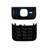 Klaviatūra Nokia N85 black originalas