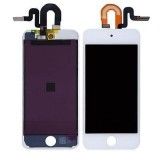 LCD+Touch screen iPod 5G white originalas