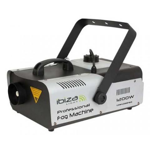 Dūmų mašina Ibiza Light LSM1200PRO DMX 1200W