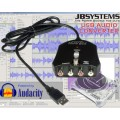 Konverteris JB Systems USB-Audio