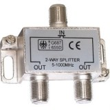 TV signalo daliklis 1>2, 5-1000MHz 2712S