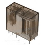 Relė F4052-12 (12VDC 8A/250VAC 220R 2U) FINDER