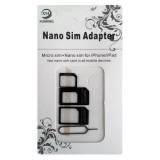 Adapteris Nano Sim kortelei