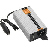 Įtampos keitiklis 24V->12V 30A DC USB 500mAh Blow