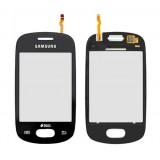 Touch screen Samsung S5280 black originalas