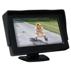 Monitorius LCD M436 4,3""