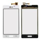 Touch screen LG E460 L5-2 white originalas
