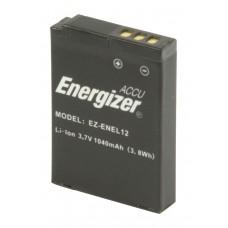 Akumuliatorius fotoaparatui Nikon EN-EL12 3,7V 1040mAh Energizer EZ-ENEL12