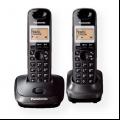 Bevielis telefonas su dviem rageliais Panasonic KX-TG2512FXT