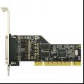 Kontroleris 1xLPT 2xCOM (serial) Multi I/0 PCI interface card, Mossnet 9865 chipset