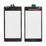 Touch screen Sony C1904/C1905 Xperia M black originalas