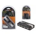USB šakotuvas su stiprintuvu HUB AK44 7port