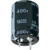 Elektrolitinis kondensatorius 150uF 400V 25x31mm