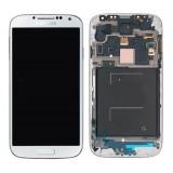 LCD+Touch screen Samsung i9505 Galaxy S4 white originalas