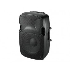 """Garso kolonėlė su stiprintuvu 15"""" 600W 40Hz - 18kHz XTK15A Ibiza Sound"""