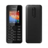 Korpusas Nokia 108 black HQ