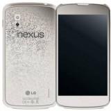 Korpusas LG E960  Nexus 4 white originalas