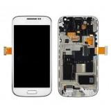 LCD+Touch screen Samsung i9190/ i9195 Galaxy S4 mini white originalas