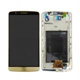 LCD+Touch screen LG D855/D850/D851 G3 gold (O)