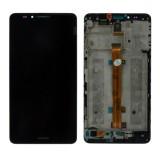LCD+Touch screen Huawei Ascend Mate 7 black originalas