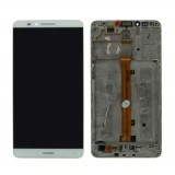 LCD+Touch screen Huawei Ascend Mate 7 white originalas