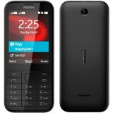Korpusas Nokia 225 black HQ