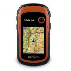 Navigacinė GPS sistema Garmin eTrex 20 010-00970-10