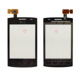 Touch screen LG E410 Optimus L1 black originalas