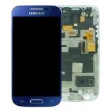 LCD+Touch screen Samsung i9190/ i9195 Galaxy S4 mini blue originalas