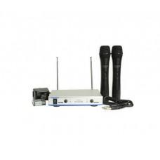 Bevieliai mikrofonai Takstar TS-3310HH 220-270MHz